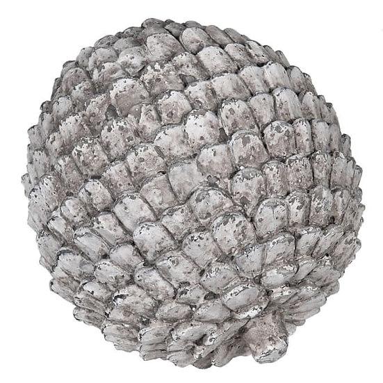 Distressed Artichoke in grey