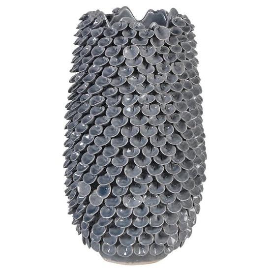 Calla Ceramic Leaf Vase