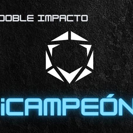 """True Neutral se corona campeón del torneo de la RLL """"Doble Impacto"""""""