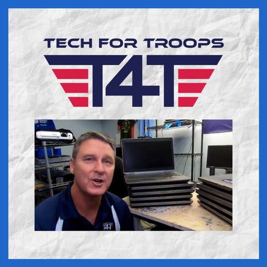 Tech For Troops