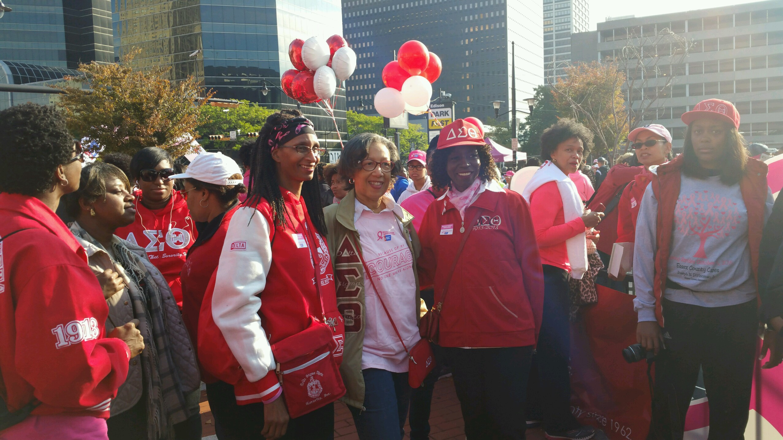 2016 Breast Cancer Walk