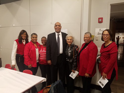 Mayor Robert Jackson w/A&L Committee