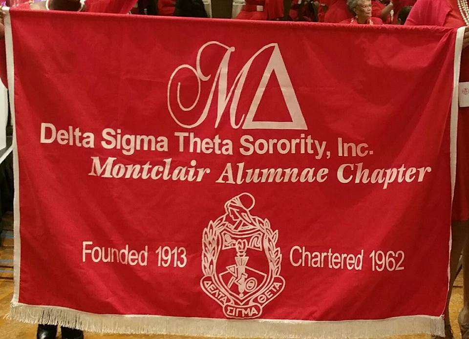 Montclair Alumnae Chapter Banner