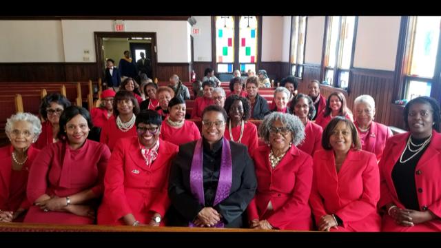 Sisterhood Sunday Service