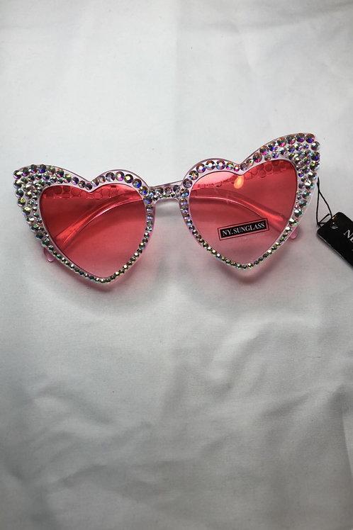 Rhinestone Glamourized Sunglasses 🕶 💎