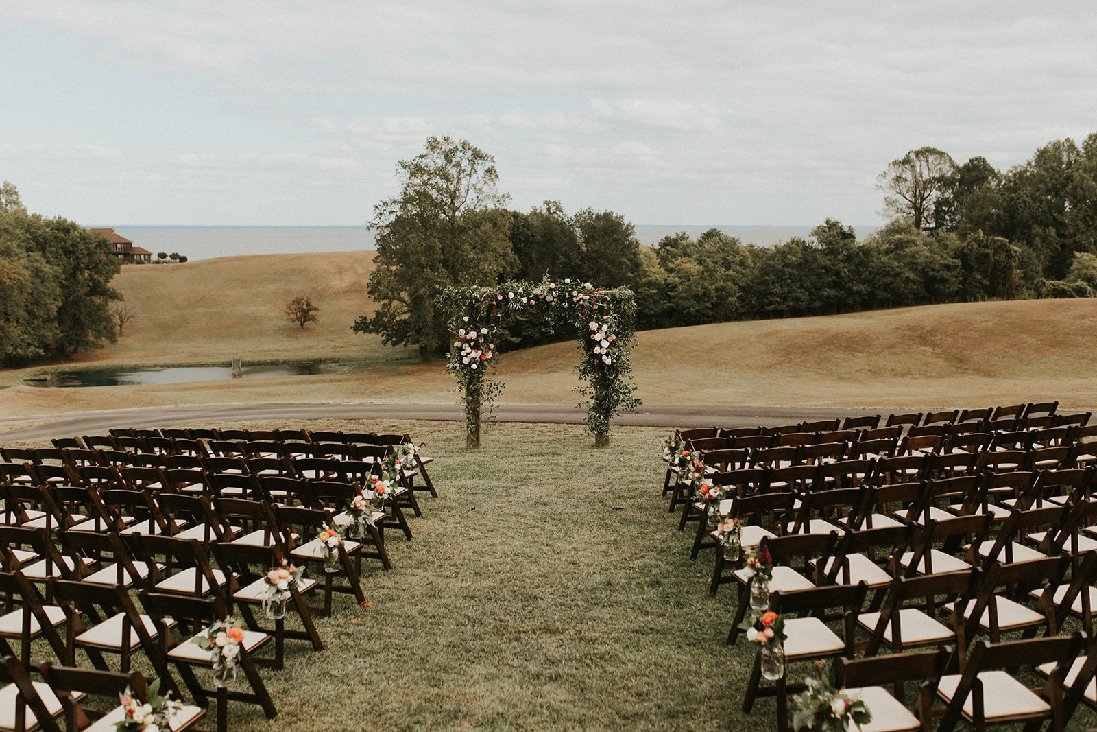 Laura-Michael-Ceremony-Set-Up-Charming-G