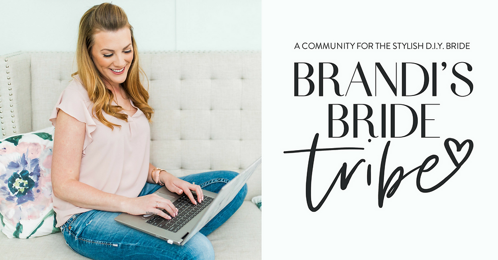 Brandi's Bride Tribe-Coaching Course-Online Wedding Planning-Stylish DIY Bride
