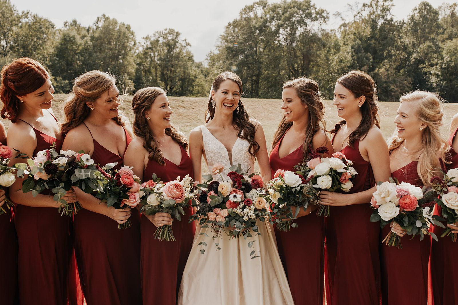 Laura-Michael-Bridesmaids-Charming-Grace