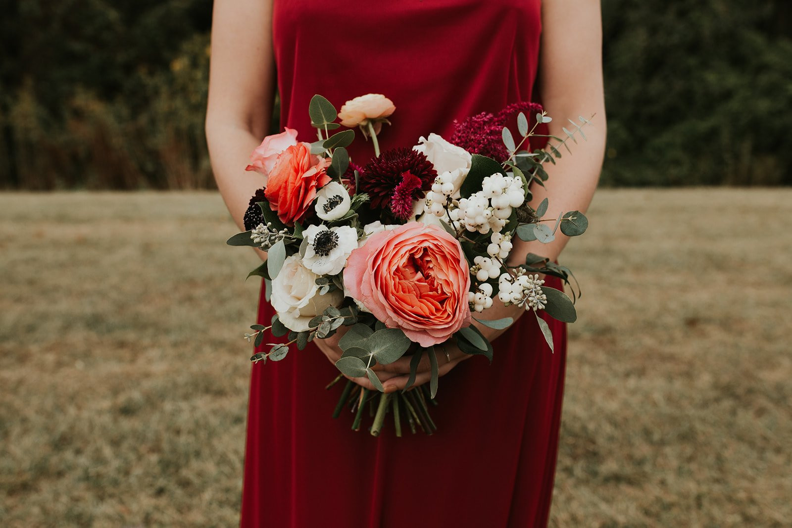 Laura-Michael-Bridesmaid-Bouquet-Charmin