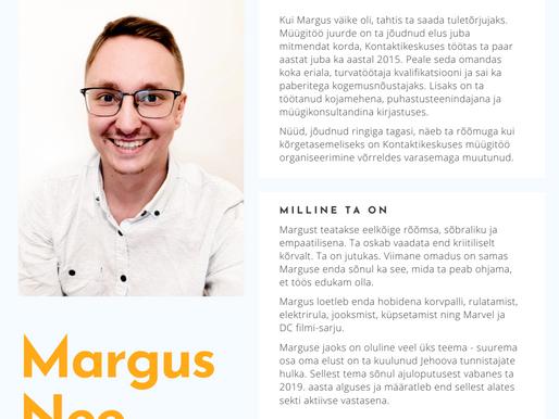Persoonilugu - Margus