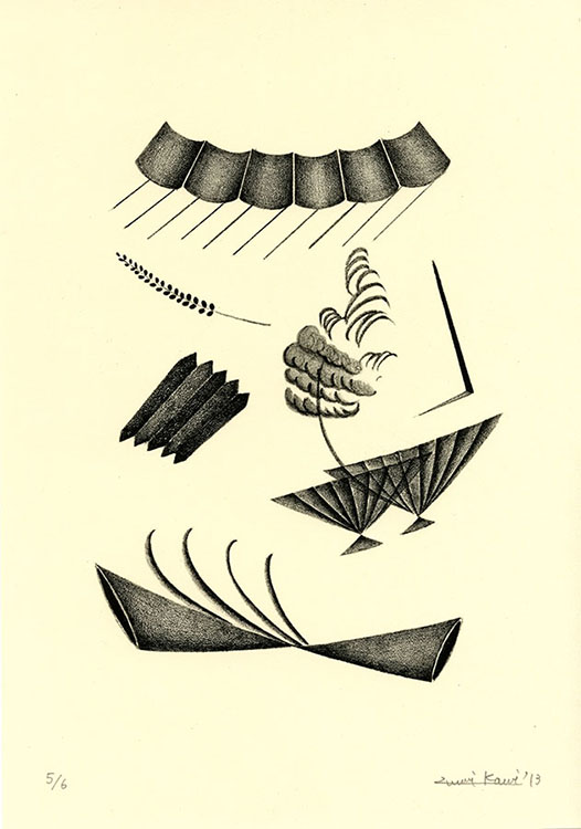 lithograph No.8