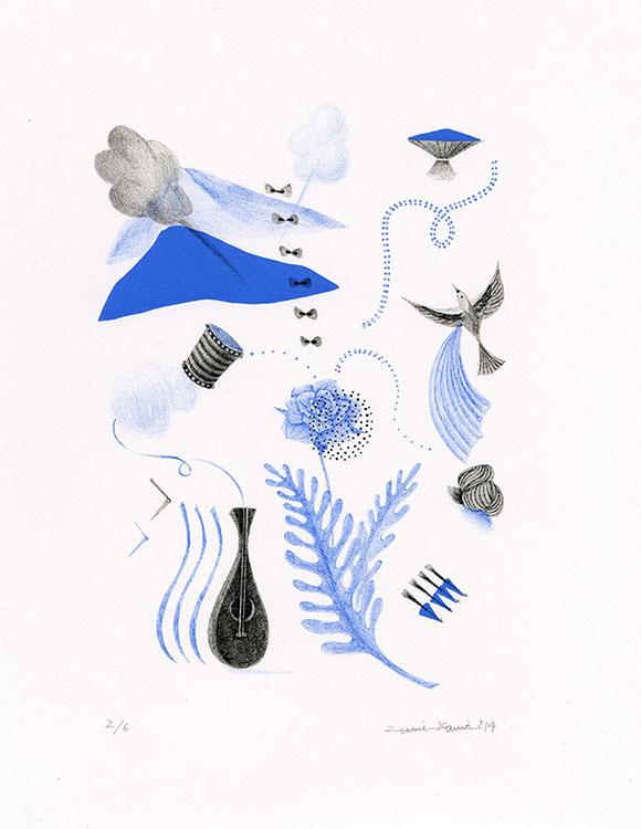 lithograph No.13