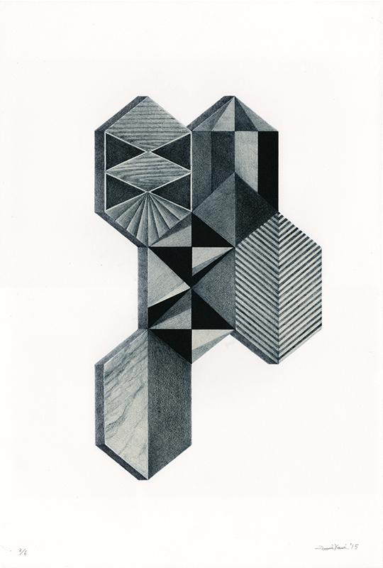 lithograph No.25