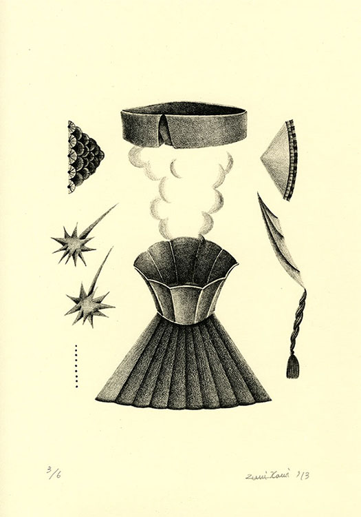 lithograph No.7