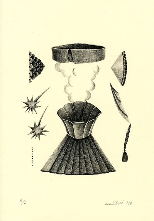 lithograph No.7