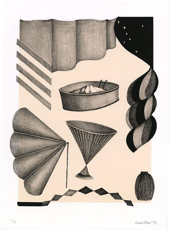 lithograph No.12