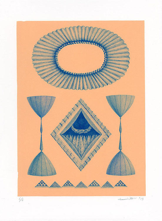lithograph No.1