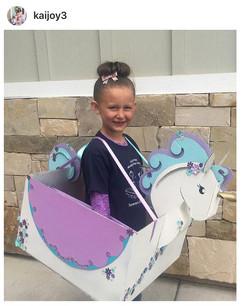 DIY Unicorn Template