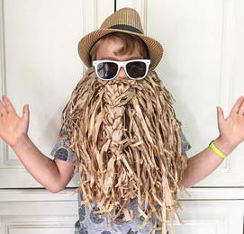Paper Beard