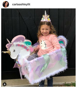 DIY Unicorn Template