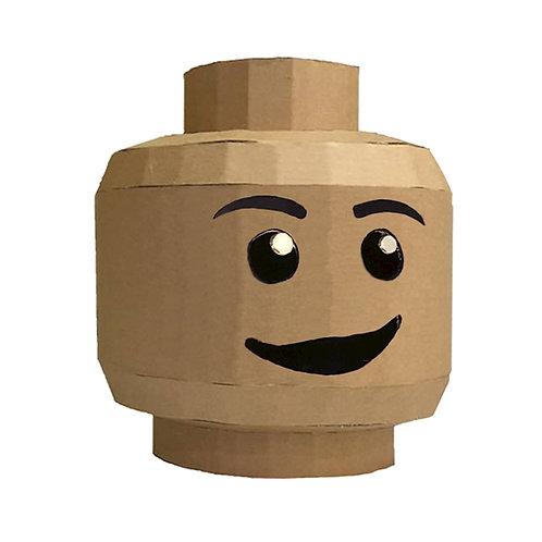 Brickhead Helmet