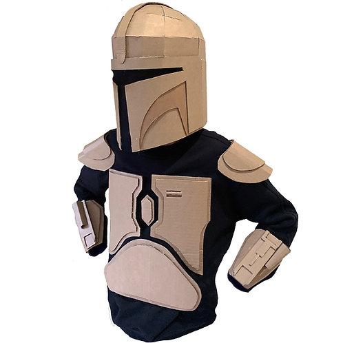 Bounty Hunter Helmet and Armour