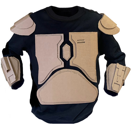 Cardboard Armour