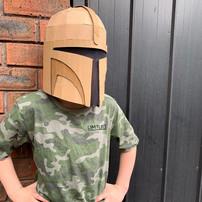 Bounty Hunter costume