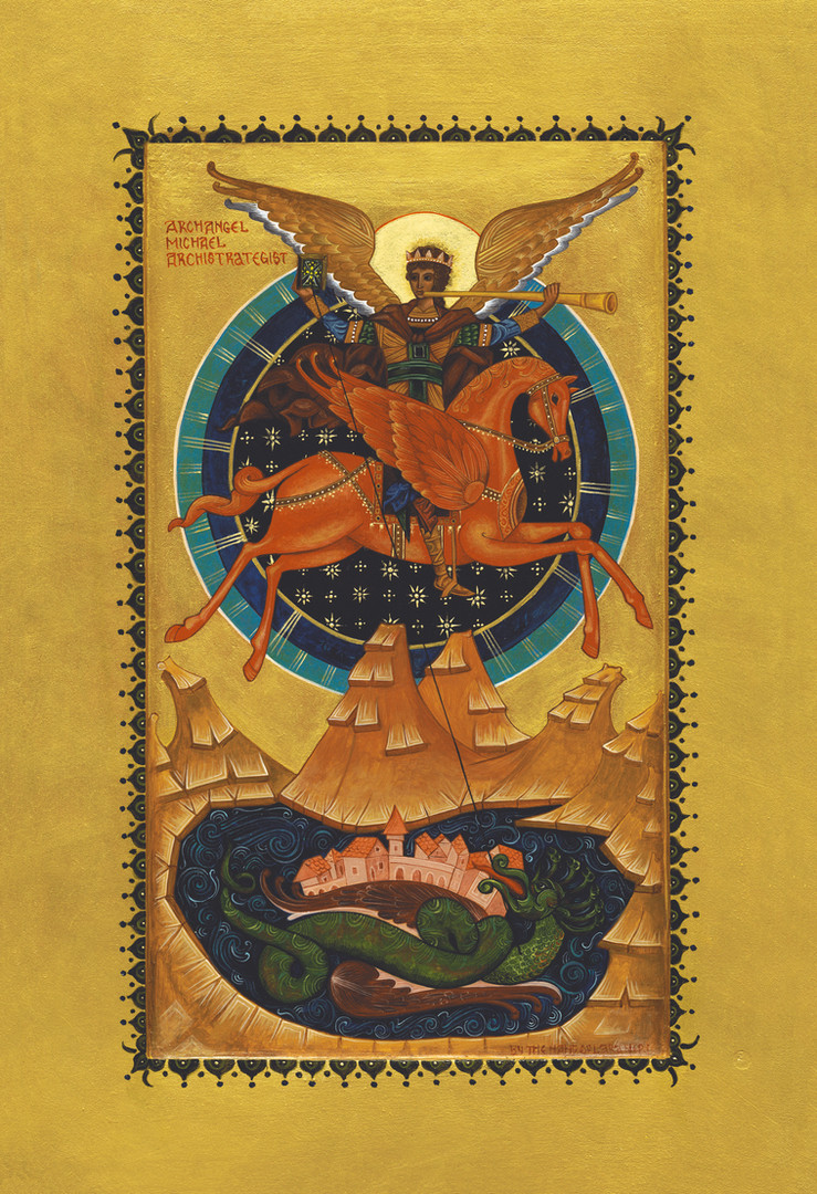 St. Michael Archstrategist