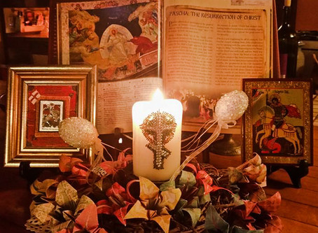 creating a sacred space in the home