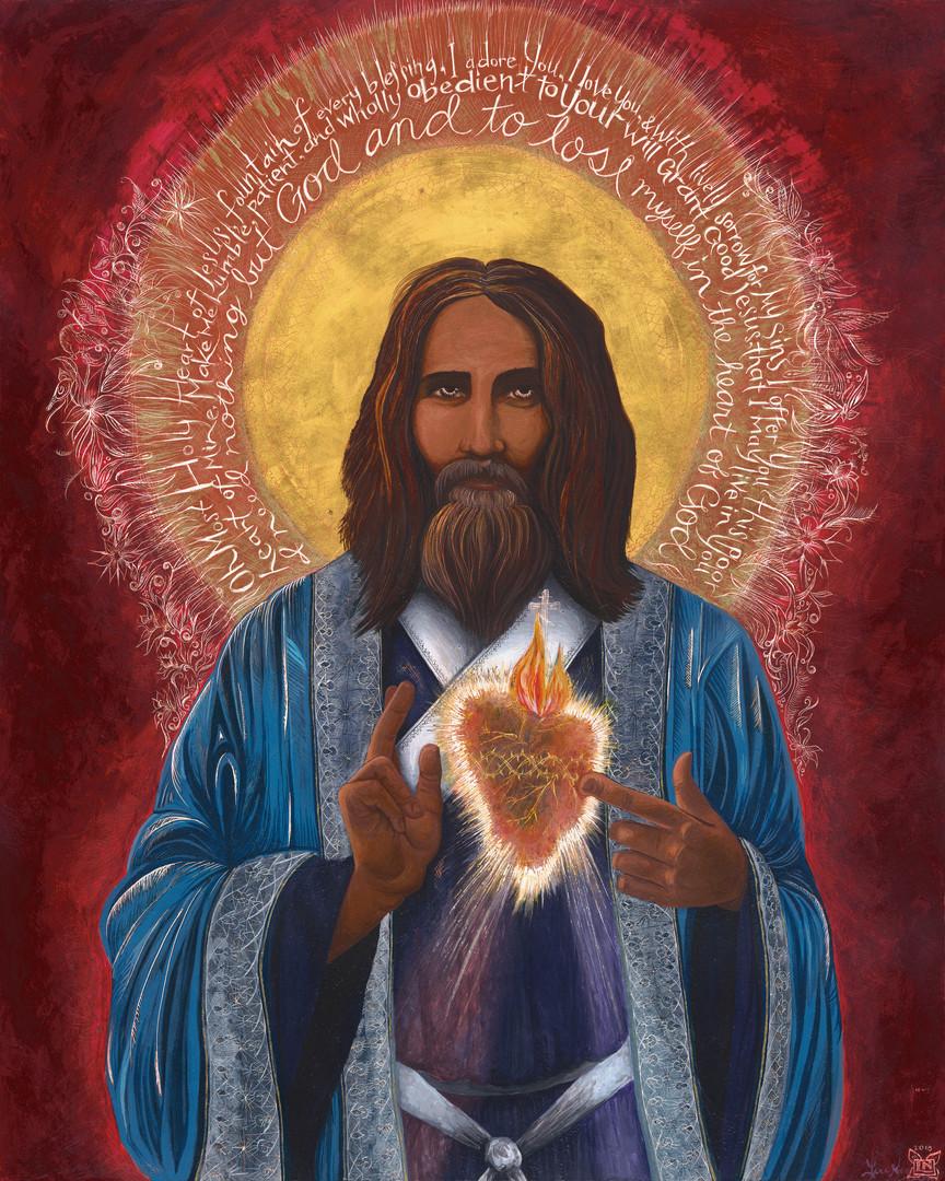 Sacred Heart, Divine Mercy