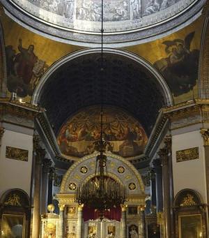 The Byzantine Church as Microcosm