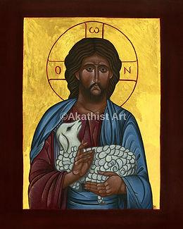 the God Shepherd