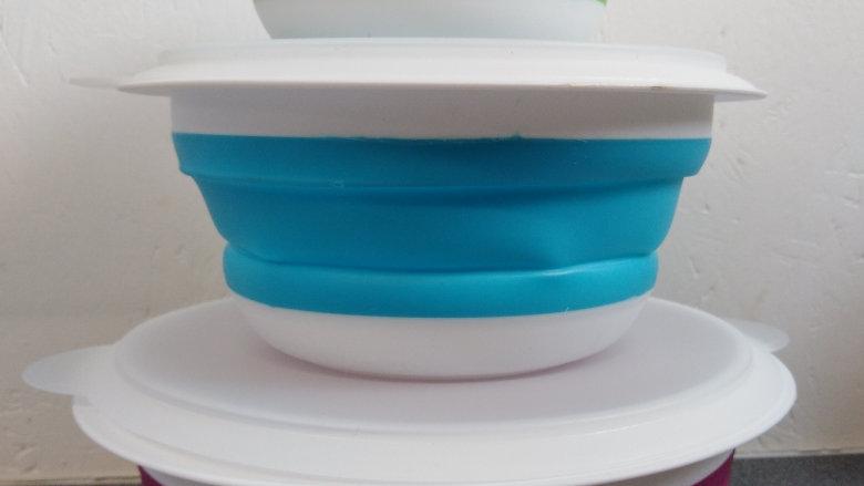 Kampa Collapsible Bowls - Set of 3