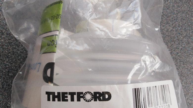 Thetford C4 Toilet Flush Bellows