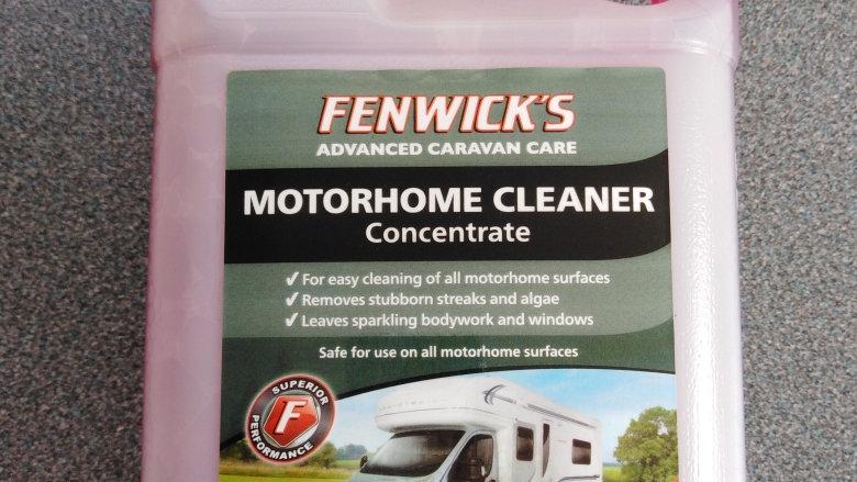 Fenwicks Motorhome Cleaner Concentrate Liquid 1L