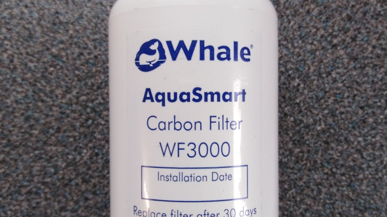 Replacement Whale Aquasmart Water Filter WF3000
