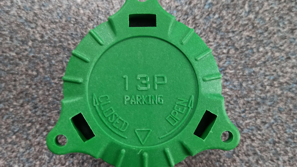Green 13 Pin Parking Plug/Alignment Tool