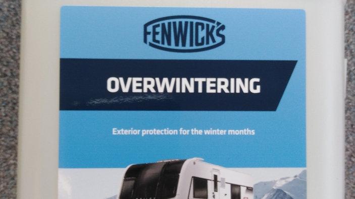 Fenwicks Over Wintering for Caravans and Motorhomes 1L