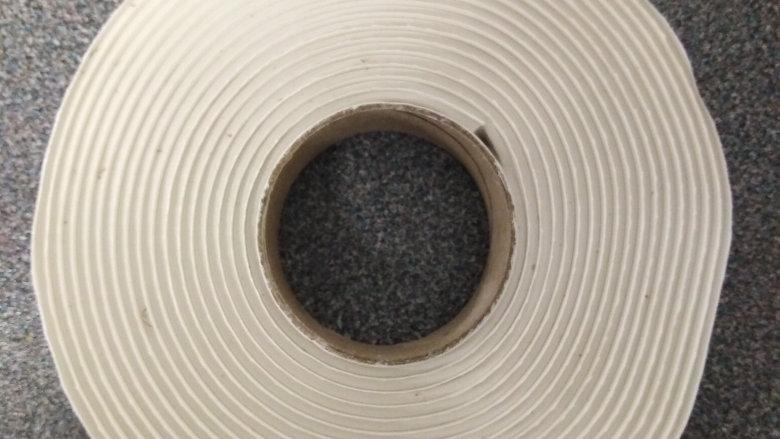 White Mastic Sealant Strip 5m Roll