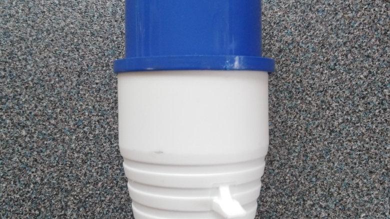 240V 16amp Mains Site Electric Blue Plug
