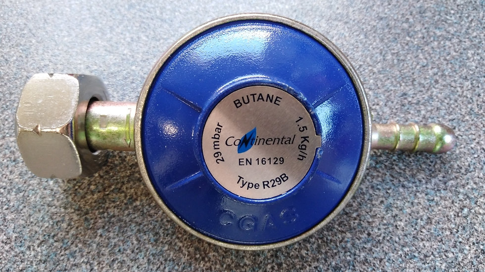 Calor Gas Butane Gas Regulator