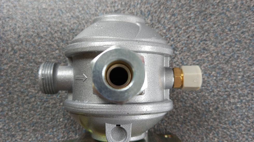 Cavagna 30mbar Bulkhead Gas Regulator 8mm or 10mm Outlet