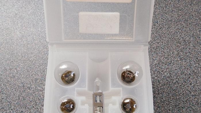 Motorhome/Caravan Replacement Bulb and Fuse Kit