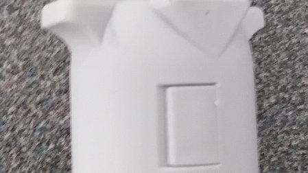 12S Grey 7 Pin Plug for Caravans