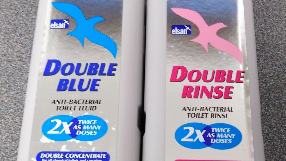 Elsan Double Concentrated Toilet Fluid 400ml