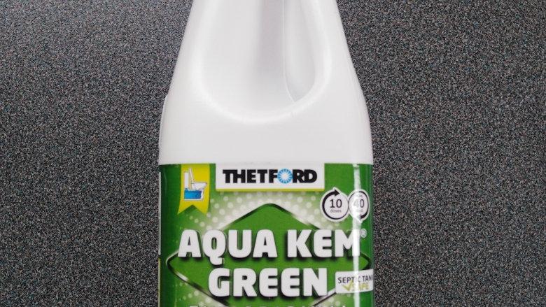 Thetford Aquakem Natural 1.5L Green Toilet Chemical