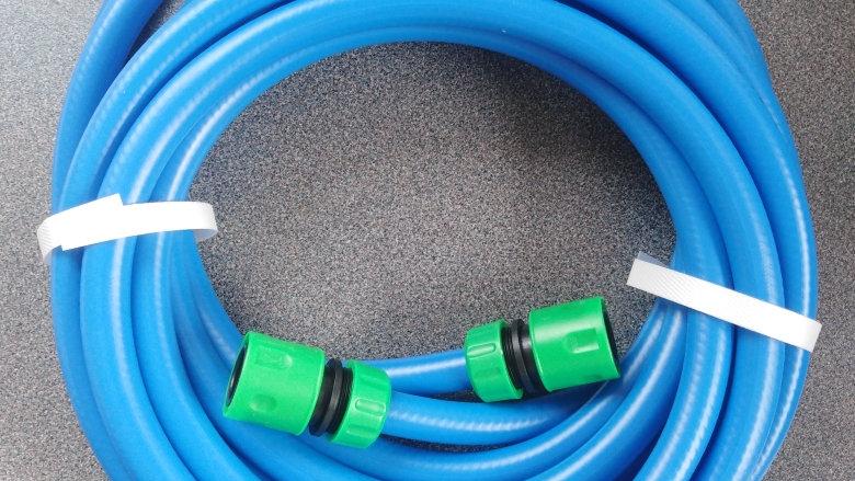 7.5m Water Hose Extension Kit for Caravan or Motorhome
