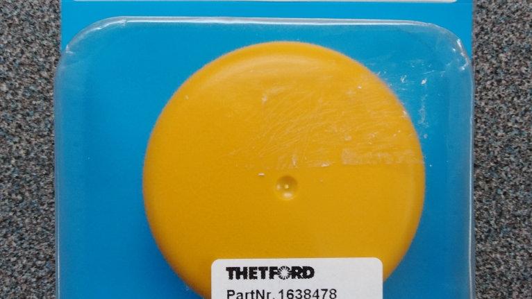 Thetford Cassette Toilet Yellow Dump Cap
