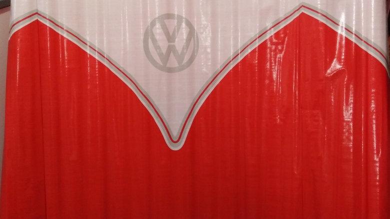 Volkswagen Campervan 5 Pole Windbreak